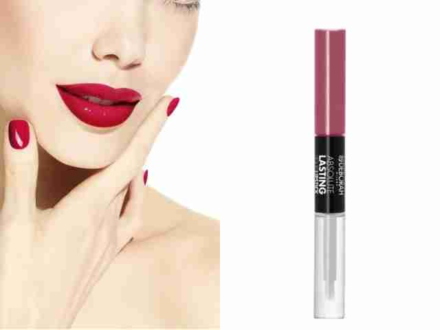 ABSOLUTE LASTING LIQUID LIPSTICK, nova tekoča rdečila za ustnice z izjemno barvo + sijajem cena 9,49€.