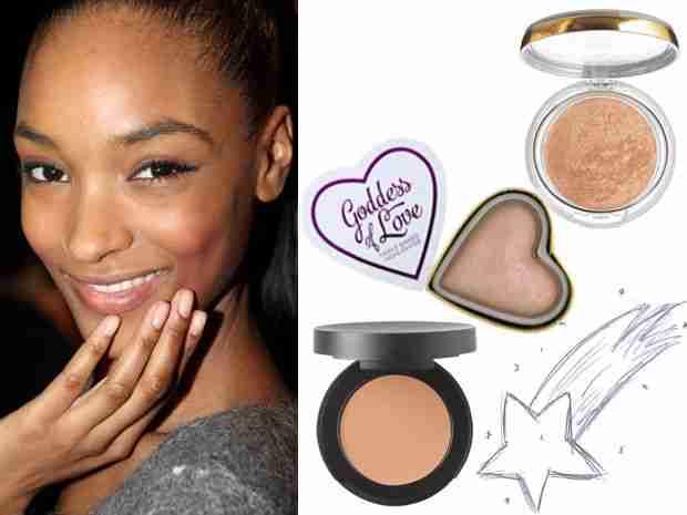 Osvetljevalci za normalen in temen ten: Collistar cca. 32€, I<3 makeup cca. 6€, Bareminerals cca. 32€.