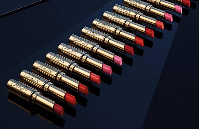 Nove Max Factor Lipfinity Long Lasting Lipstick so na voljo v šestih izbranih odtenkih. Cena cca. 10,41 €.