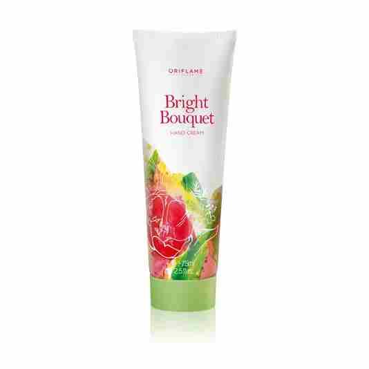 Bright Bouquet krema za prhanje. Cena 4,50 €.
