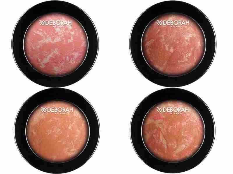 Dva rožnate barve in 2 oranž barve, za popolno ujemanje z modnimi trendi sezone. Odtenki na voljo: 01 Peach Blossom, 02 Marbled Peony, 03 Cherry Bloom, 04 Victorian Rose Cena 8,95 €