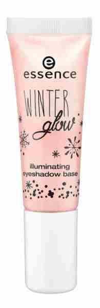 essence winter glow – podlaga za senčilo illuminating. Na voljo v 01 turn all the lights on!. Cena cca. 2,49€.