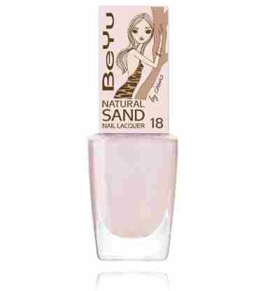 BeYou Natural Sand Nail Lacquer by Irma lak za nohte v odtenku '18 soft nude', cena 7 €