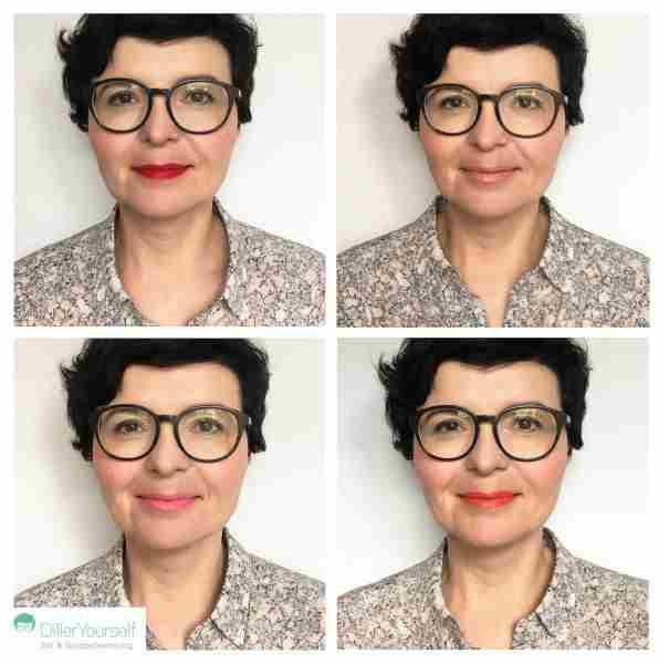 Kako različni odtenki šminke vplivajo na dojemanje osebe